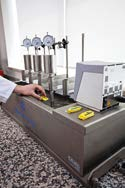 Analiz Chemical Analysis -Hidrostatik Test / Hydrostatic Test -Eddy Current