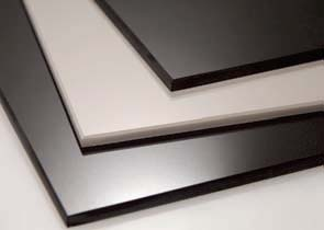 Kalesinterflex glazed and polished surfaces are available in 16 colors in the color palette.