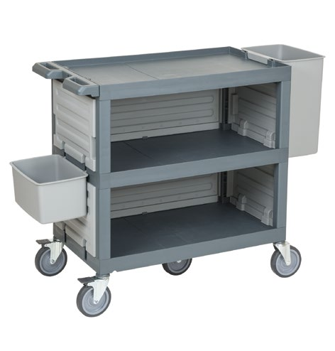 7 cm  Atık Toplama Arabası Produkt Name : Waste collection trolley ) 04F ) 04F3 5.
