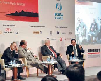 Our goal is to make Istanbul a regional center of electricity, natural gas, oil, coal and other energy products, such as carbon dioxide emissions.
