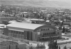 Erzurum is the only place in the world where so many winter sports venues with the airport and athletes village located so close