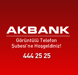 .. 444 25 25 Telefon Şubesi 444 25 25 Video T.