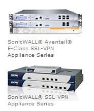 SonicWALL Strengths SonicWALL provides the best explanation of and feature set for on-demand firewalling and tunnel controls supported within a thin-client SSL VPN.
