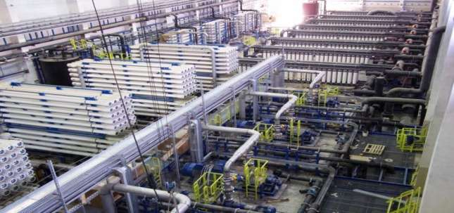 22 / 38 PROJECTS IN TURKEY 5 / 7 MMK ATAKAŞ STEEL FACTORY Reverse Osmoz System Installation of Pipes, Valves, Compansators and Other Aceessories for the Project TURKEY