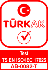 IDENTIFICATION OF THE TEST LABORATORY TEST LABORATUARI BİLGİLERİ Company name / Laboratuar İsmi : Consept Test ve Teknoloji Merkezi Ltd. Sti. We, Consept Ltd. Şti.