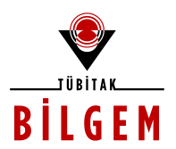 TÜBİTAK BİLGEM UEKAE and should not be reproduced, copied or disclosed to a third party without the written consent of the proprietor.