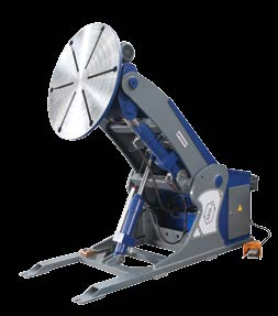 WELDING POSITIONER ZR ZİNCİRLİ