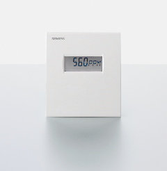 Demand control has high impact on energy efficiency for rooms with fluctuating levels of occupancy Presence detection to change the operating mode for any consumers (e.g. lighting, blinds, temperature control) Air quality sensor for demand-controlled ventilation.
