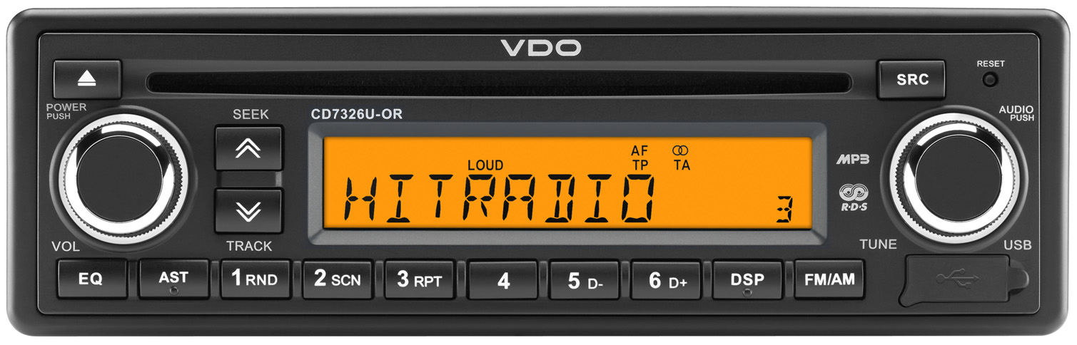 CD / MP3-USB TUNER