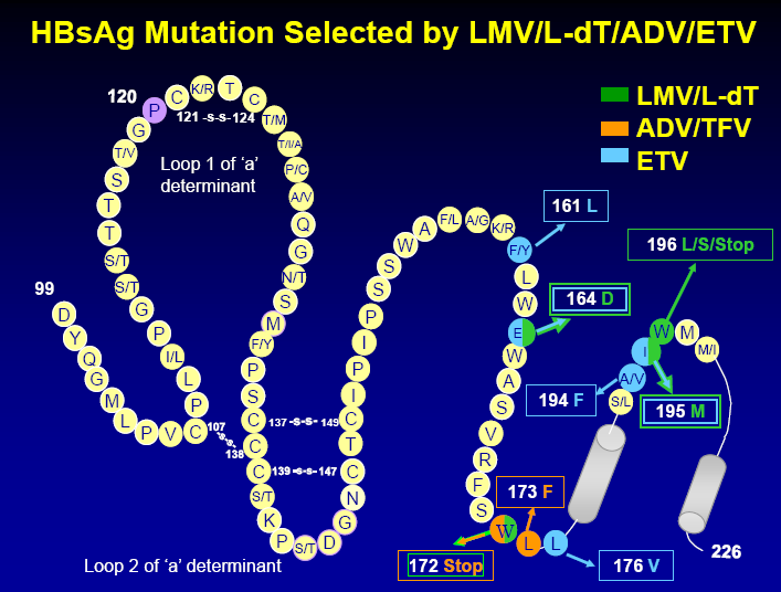 Antiviral drug-associated potential vaccine-escape mutant: ADAPVEM Oral