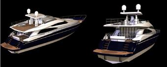 Dixon Yacht Design Southampton, UK VAR: SSM Previous CAD: AutoCAD Company: Dixon has established a reputation for designing high-end luxury yachts for a variety of tastes and uses.