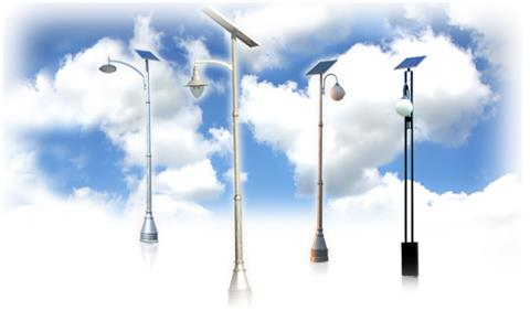 Solar & LED Lighting Solar & LED Aydınlatma Standard Solar