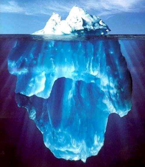 Evidence Iceberg in Health Promotion RCTs Comparison Studies
