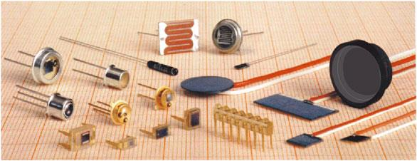 Page 4 LEDs (Light Emitting Diodes), Foto Transistor, Foto Diyot, Foto Resistor (or LDR Light