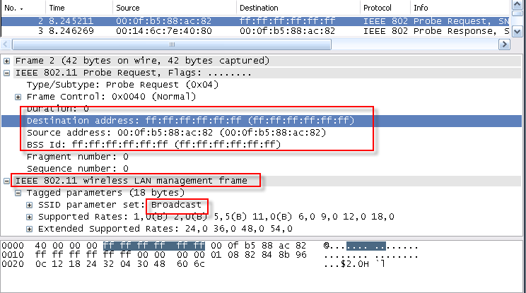 Wireshark WPA