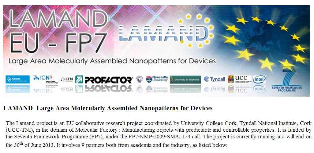 WP2: Polymer synthesis and molecular functionalisation (UOI lead, SU, PRO, UNEW) WP4: Nanometrology development for