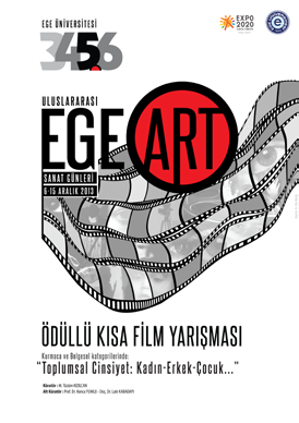 7 ARALIK 2013 DECEMBER 7, 2013 11:00 Yine, Yeni, Kıyıda EgeArt Genç Sanat Yarışma Sergisi Again, New, On the Edge EgeArt Young Art Competition Exhibition Başarı Ödülü/Award of Merit: Deniz KÖSE,