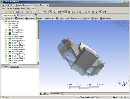 Ürün Geliştirmede CAE Knowledge Capture CAD/Geometry FEA Meshing Optimization