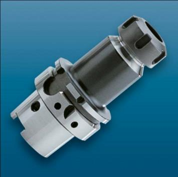 SK40 BT30/40 HSK-A63 1) Drilled through 2)Also suitable for ANSI-CAT 3) Without thread for backup-screw