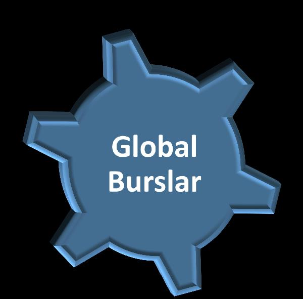 Global Burslar (Global Fellowships) Sadece