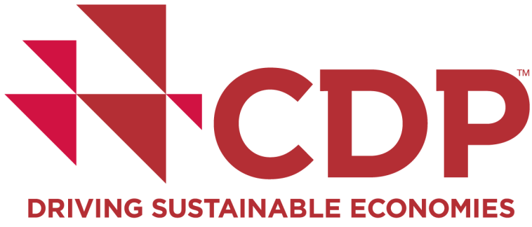 For external reporting: CDP Water Disclosure The Carbon Disclosure Project (CDP) is an independent non-profit organization managing the largest database of corporate climate change information in the