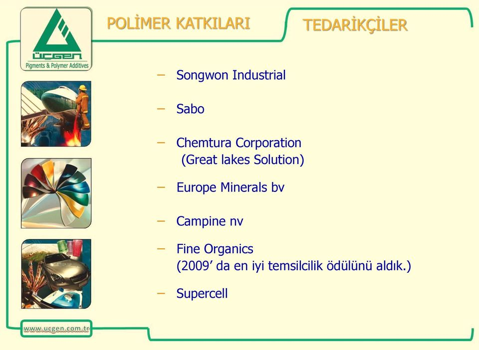 lakes Solution) Europe Minerals bv Campine nv
