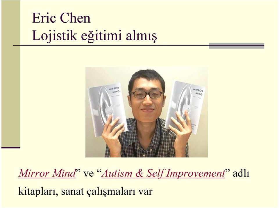 & Self Improvement adlı
