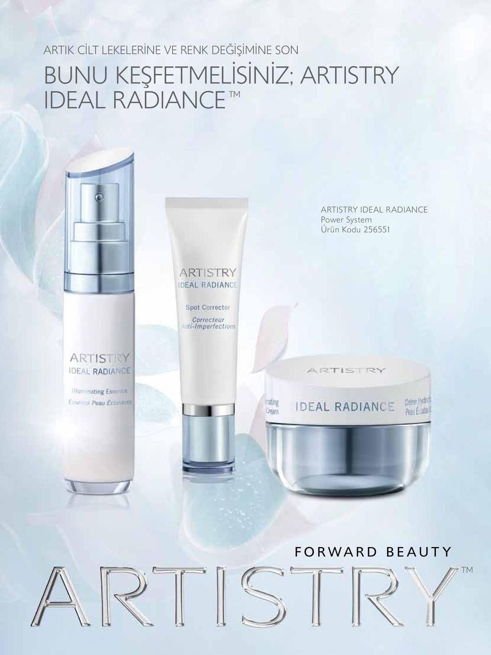 RADIANCE ARTISTRY IDEAL RADIANCE Power