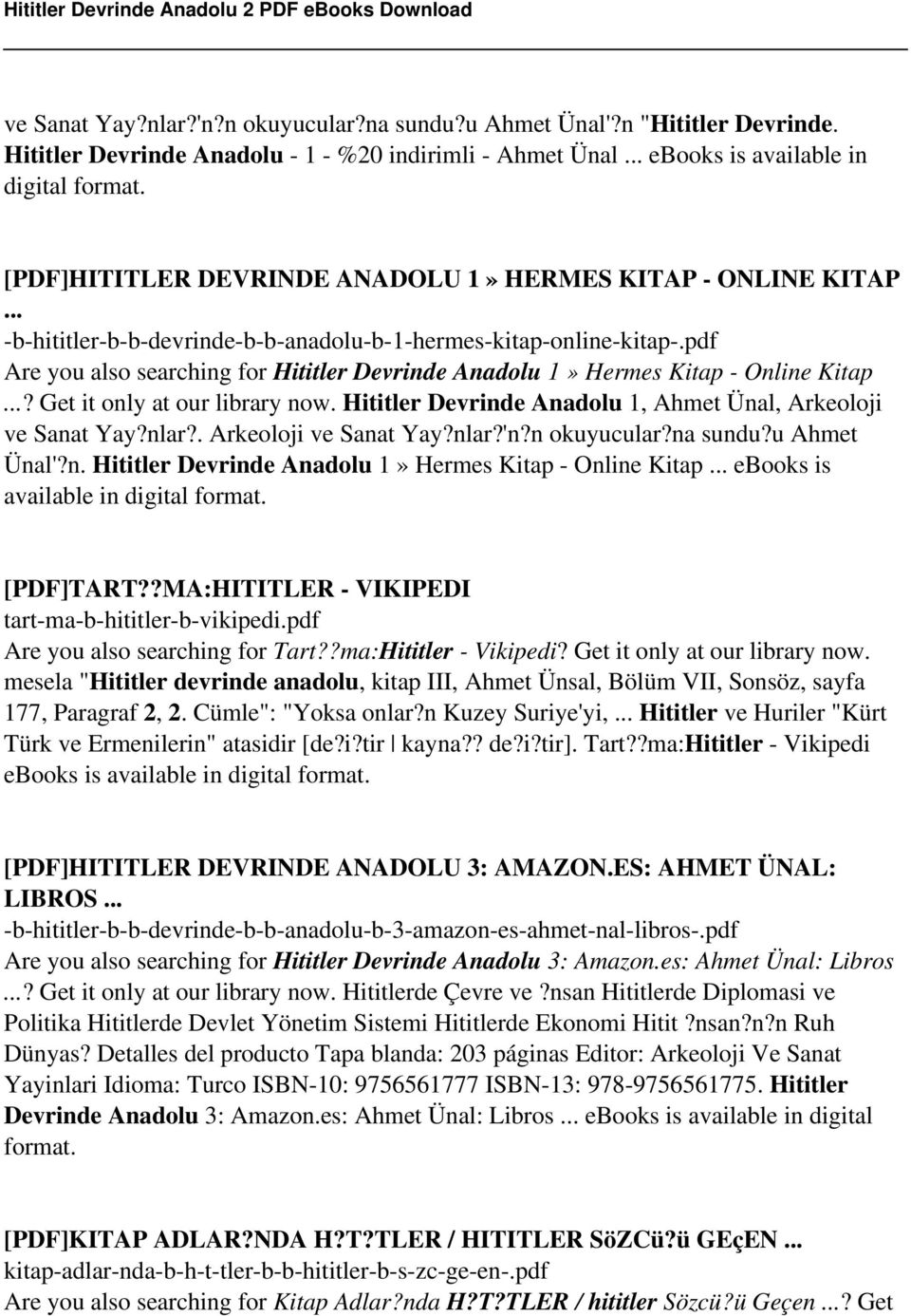 pdf Are you also searching for Hititler Devrinde Anadolu 1» Hermes Kitap - Online Kitap...? Get it only at our library now. Hititler Devrinde Anadolu 1, Ahmet Ünal, Arkeoloji ve Sanat Yay?nlar?