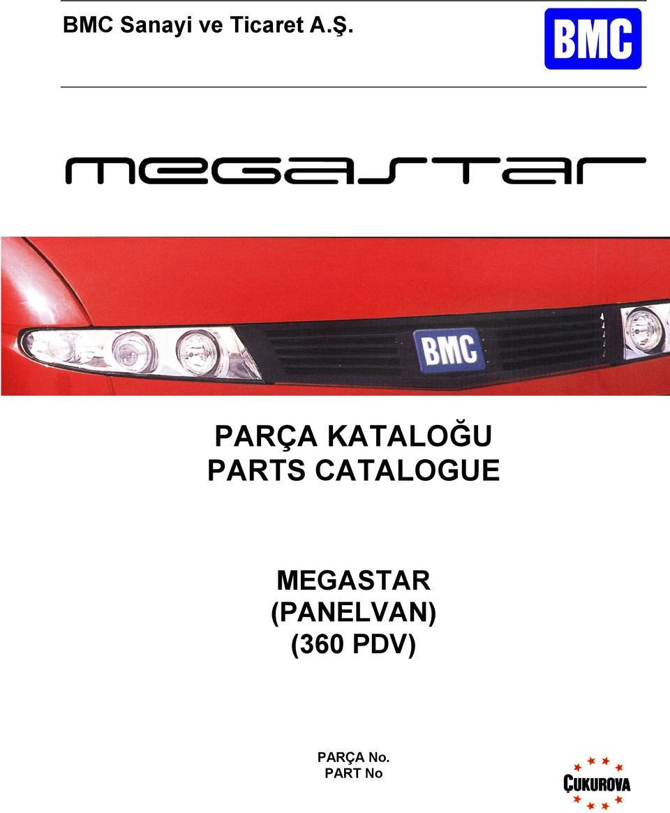 CATALOGUE MEGASTAR