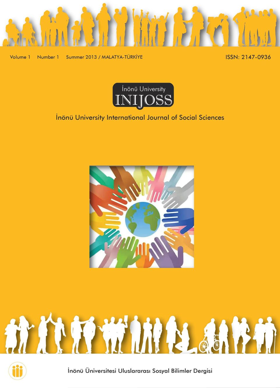 International Journal of Social Sciences İnönü