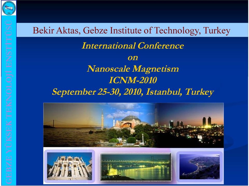 International Conference on Nanoscale