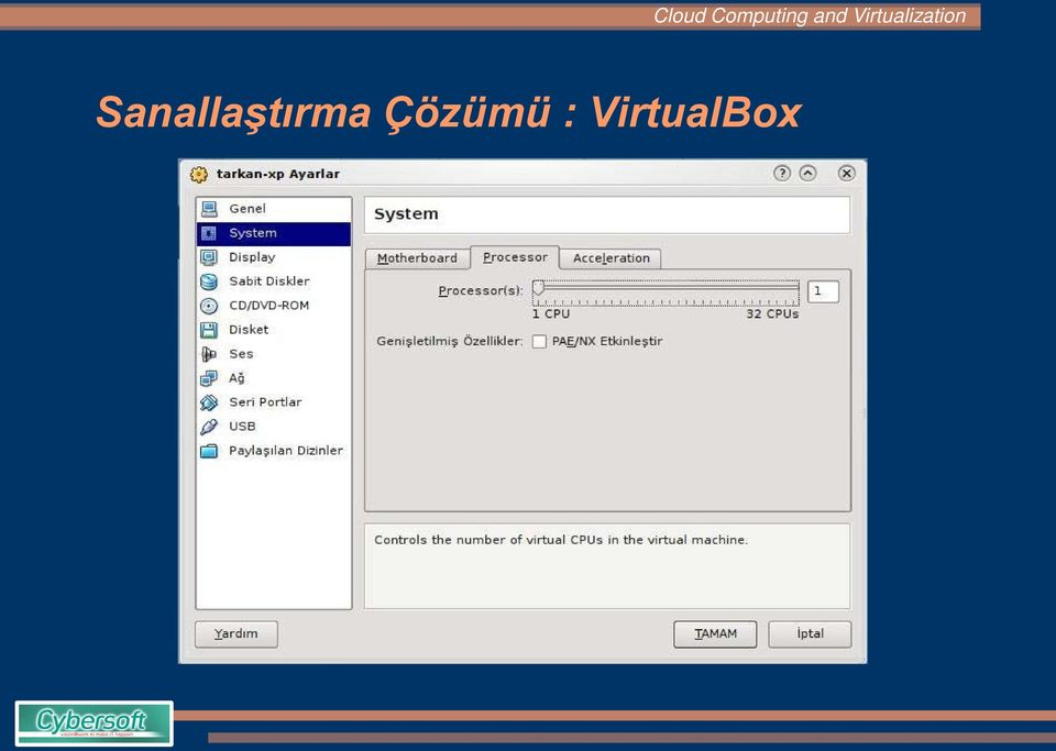 VirtualBox Cloud