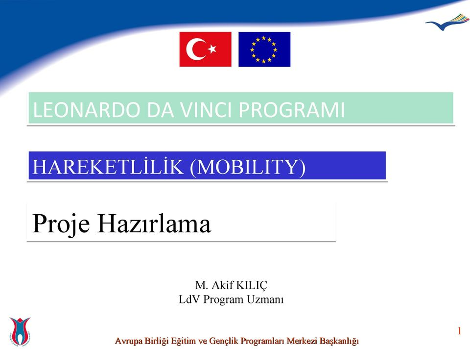 (MOBILITY) Proje