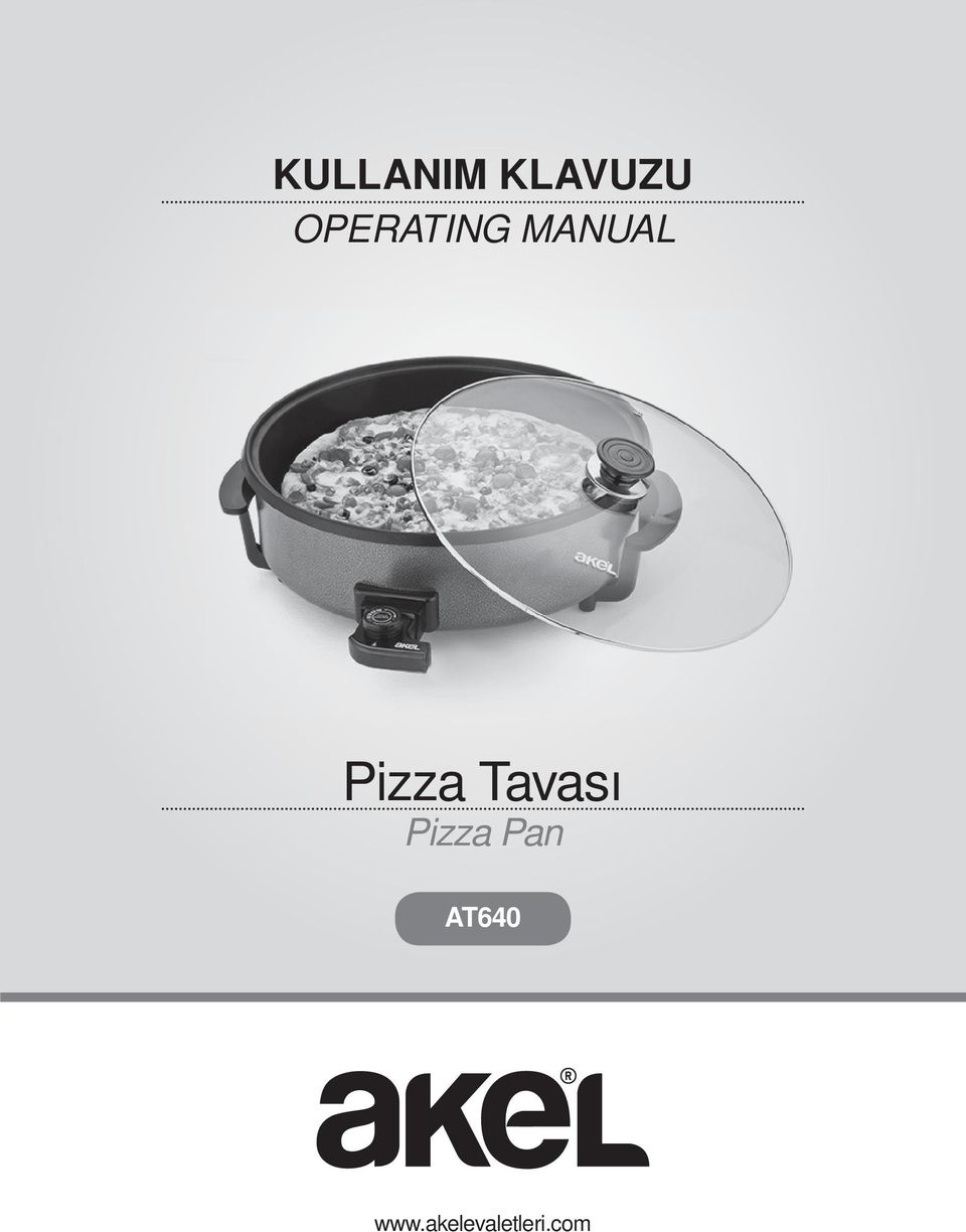 Pizza`Tavası Pizza