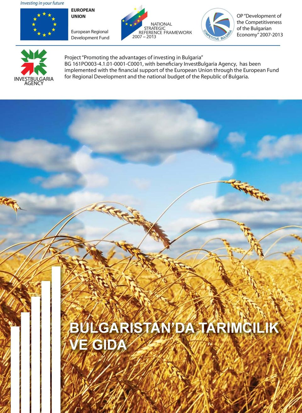Project Promoting the advantages of investing in Bulgaria BG 16