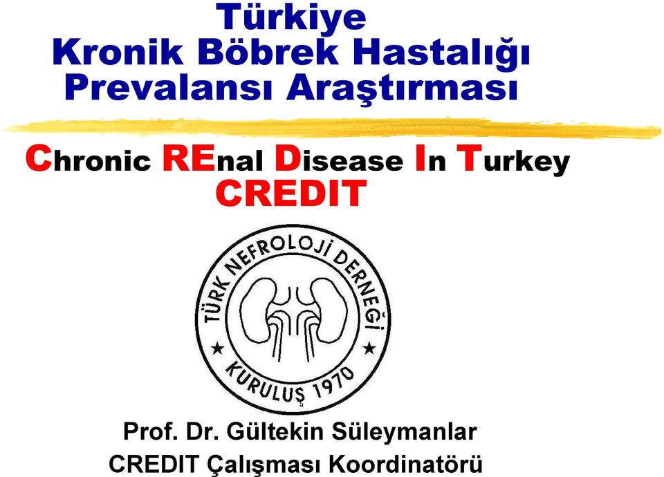 Disease In Turkey CREDIT Prof. Dr.