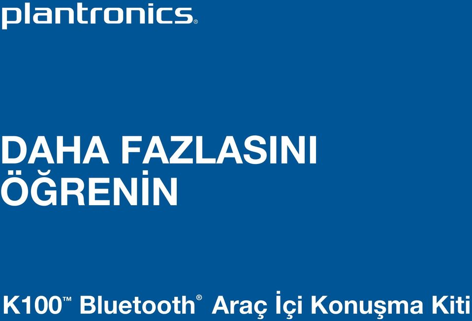 Bluetooth Araç