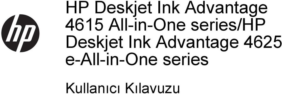 Deskjet Ink Advantage 4625