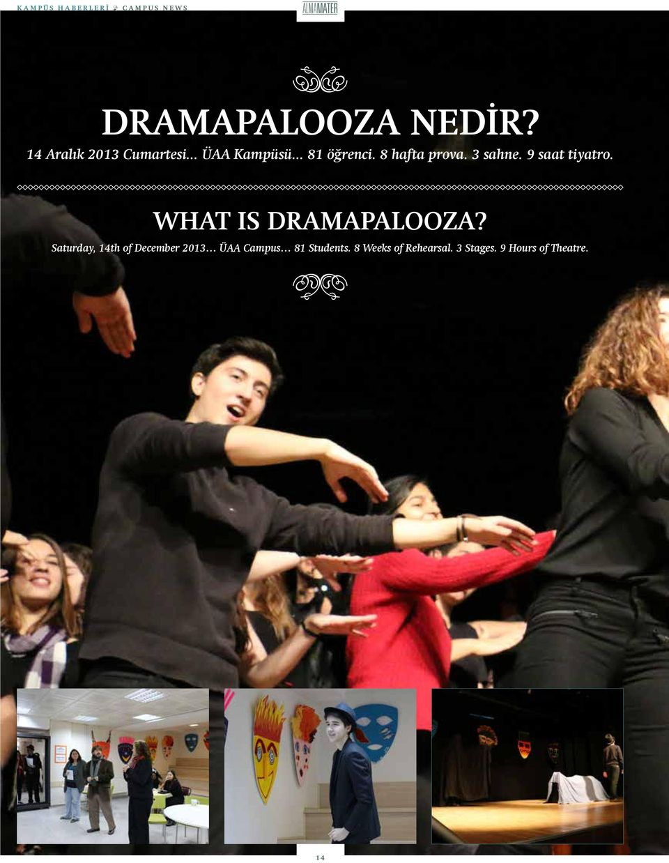 WHAT IS DRAMAPALOOZA?