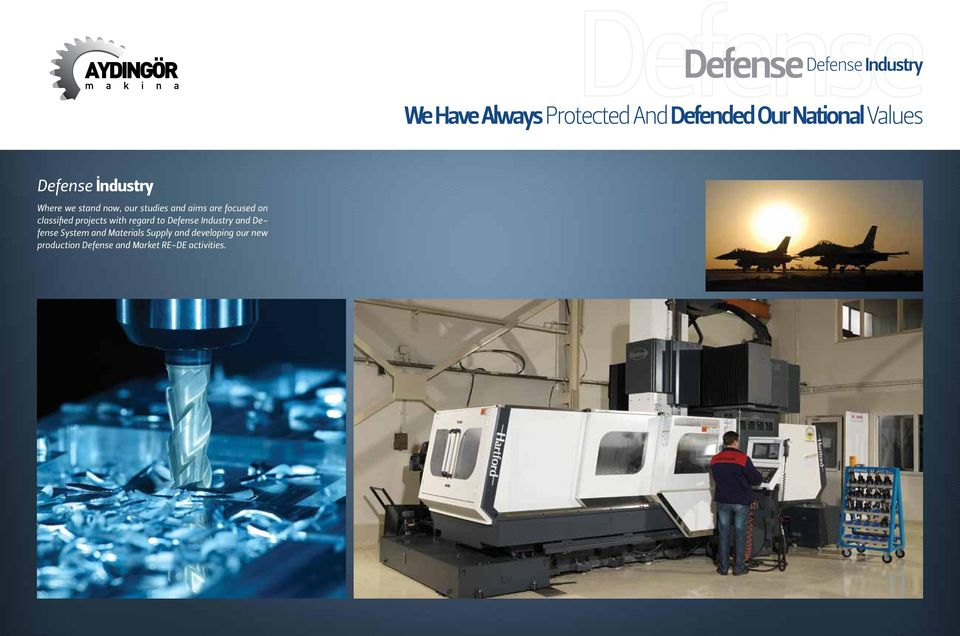 classified projects with regard to Defense Industry and Defense System and