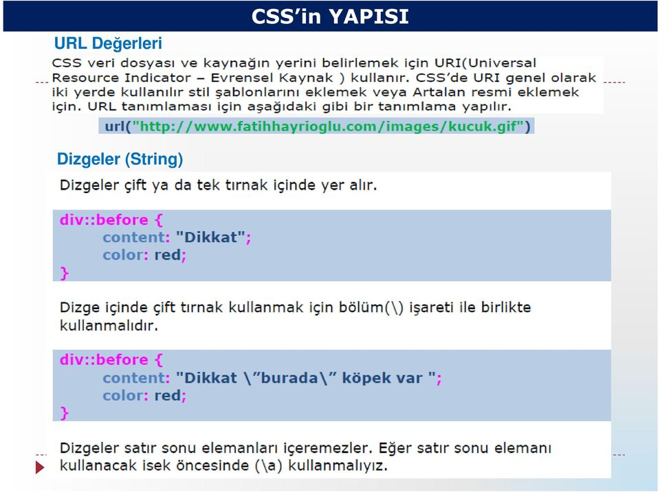 CSS in