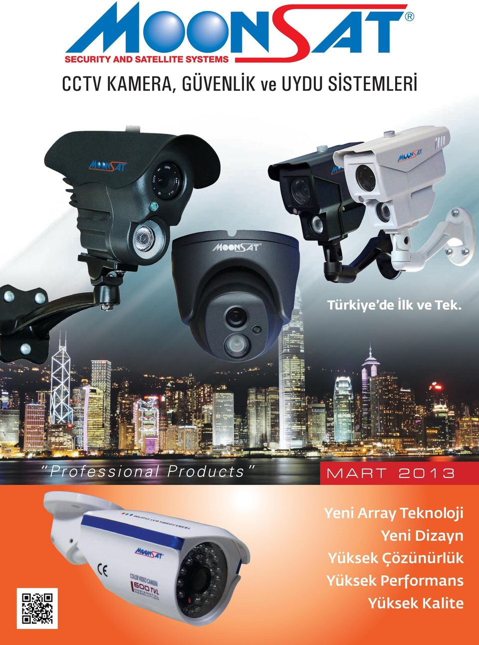 Professional Products MART 2013 Yeni Array