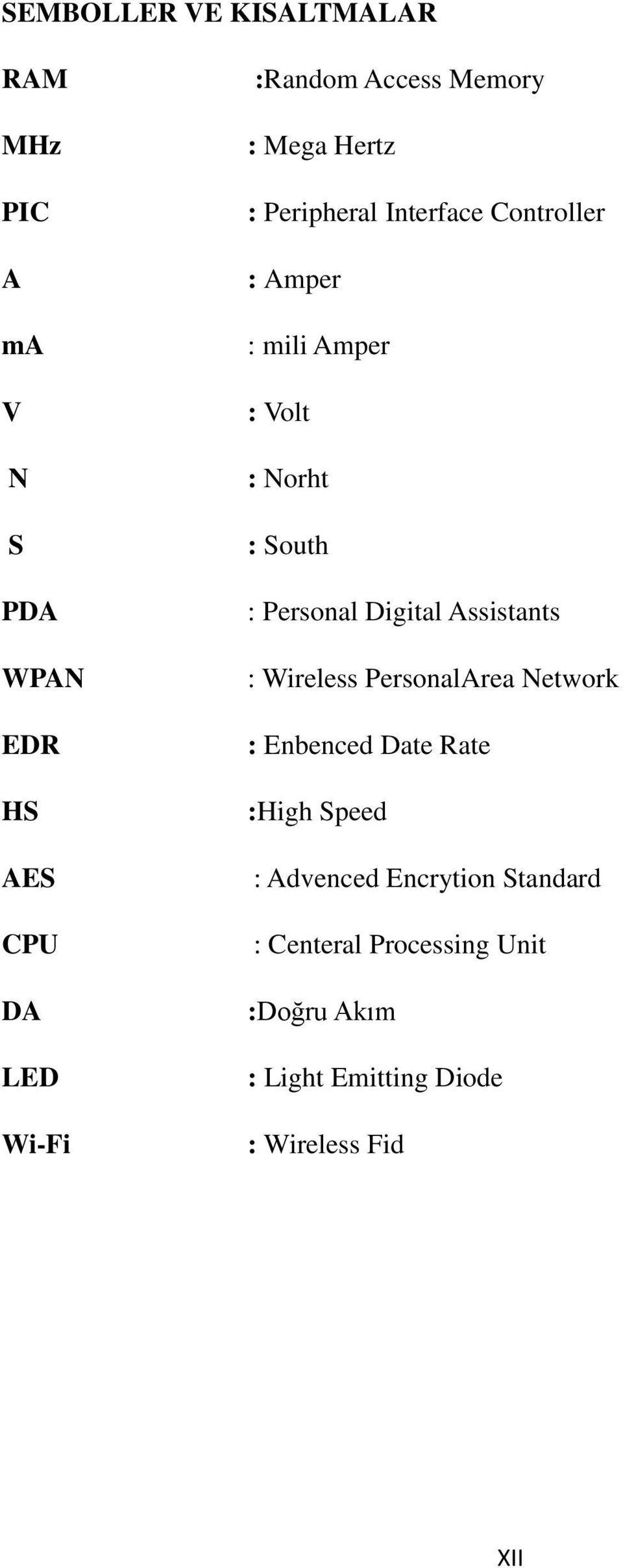 Personal Digital Assistants : Wireless PersonalArea Network : Enbenced Date Rate :High Speed :
