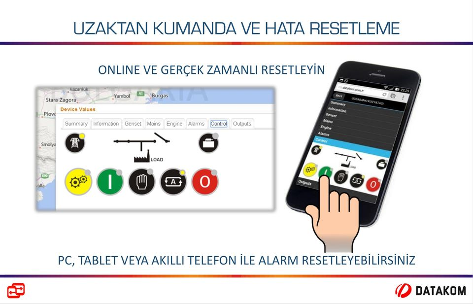 ZAMANLI RESETLEYİN PC, TABLET
