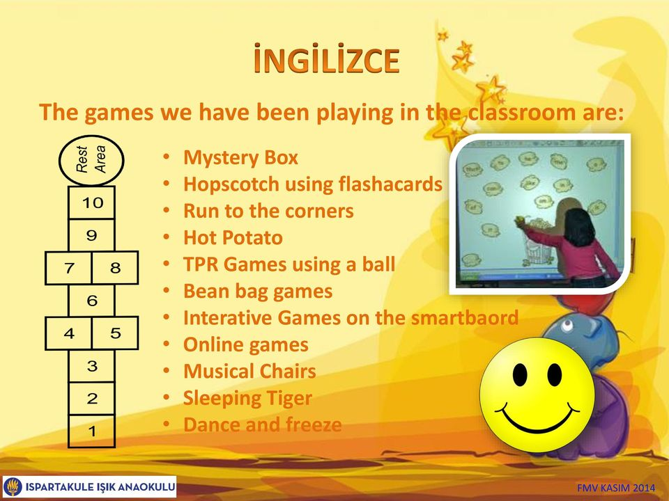 TPR Games using a ball Bean bag games Interative Games on the