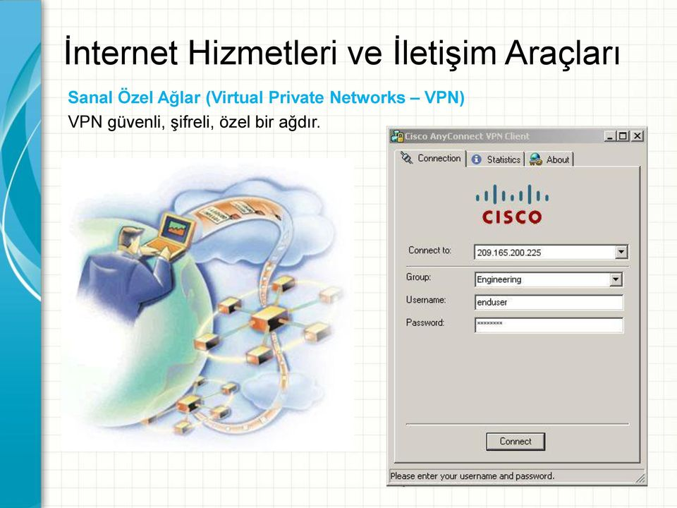(Virtual Private Networks VPN)