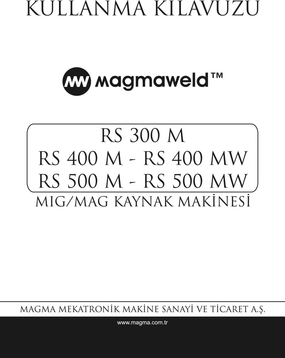 400 MW RS 500 M - RS