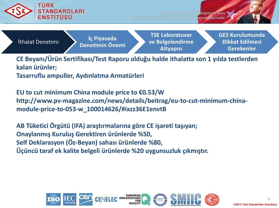 com/news/details/beitrag/eu-to-cut-minimum-chinamodule-price-to-053-w_100014626/#ixzz36e1envtb AB Tüketici Örgütü (IFA)