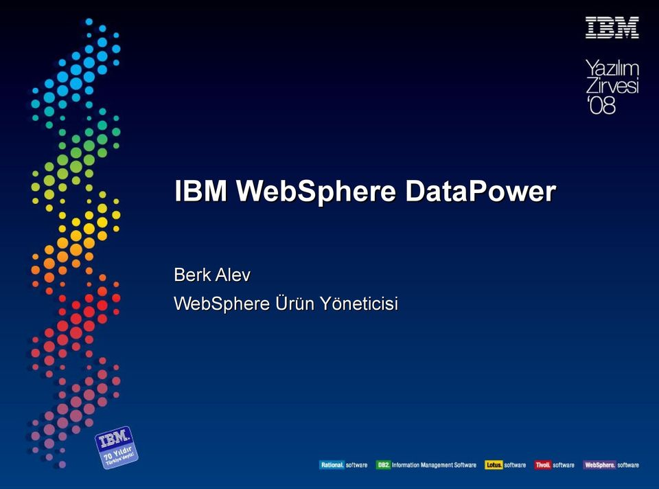 Alev WebSphere